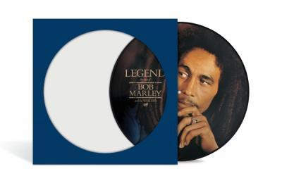 Marley, Bob - Legend (Picture Disc) (LP)