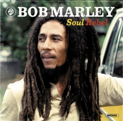 Marley, Bob - Soul Rebel (LP)