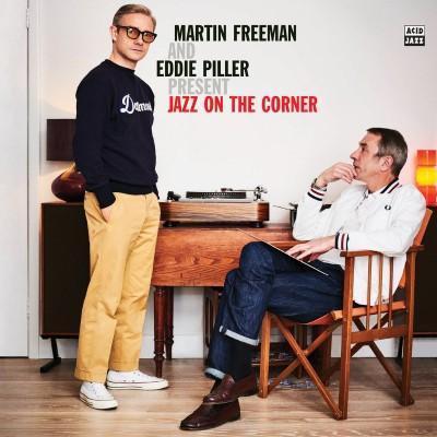 Martin Freeman & Eddie Piller - Jazz On the Corner (2LP)