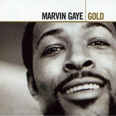 Gaye, Marvin - Gold (2CD) (cover)