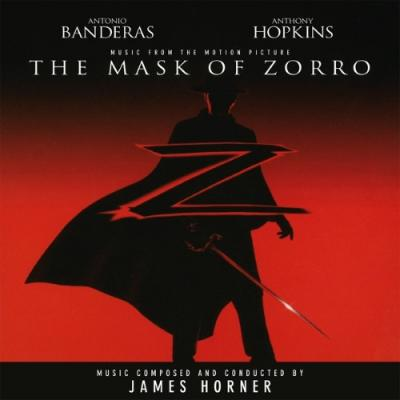 Mask of Zorro (OST by James Horner) (2LP)