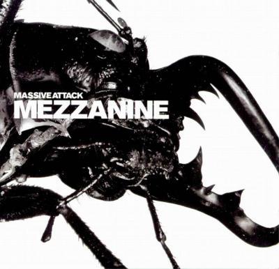 Massive Attack - Mezzanine (cover)