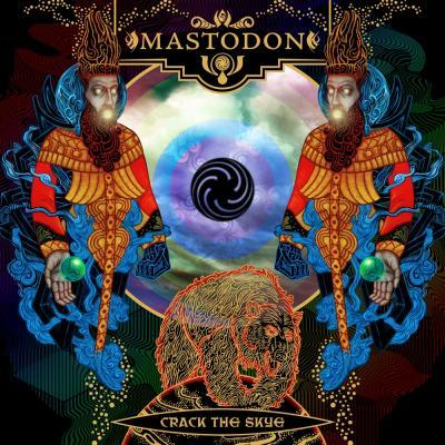 Mastodon - Crack The Skye (LP) (cover)