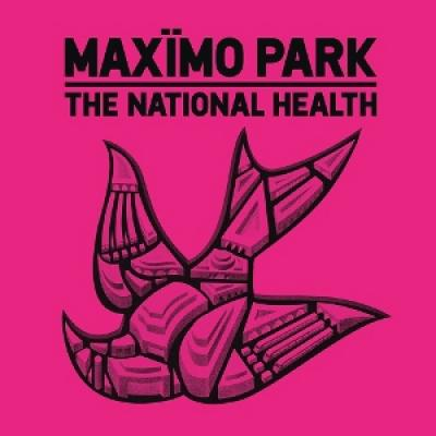 Maximo Park - National Health (LP) (cover)