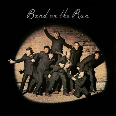 McCartney, Paul & Wings - Band On the Run (LP)