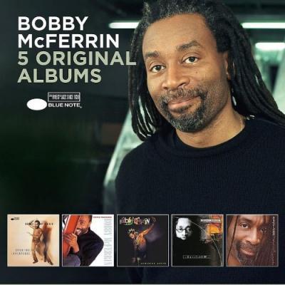 McFerrin, Bobby - 5 Original Albums (5CD)