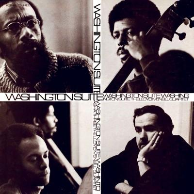 McNeill, Lloyd (Quartet) - Washington Suite (LP)