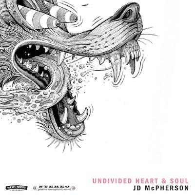 McPherson, JD - Undivided Heart & Soul (LP)