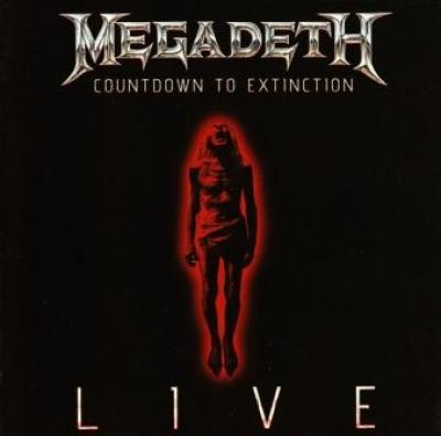 megadeth countdown to extinction live bilbo