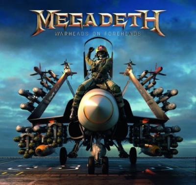 Megadeth - Warheads On Foreheads (4LP)