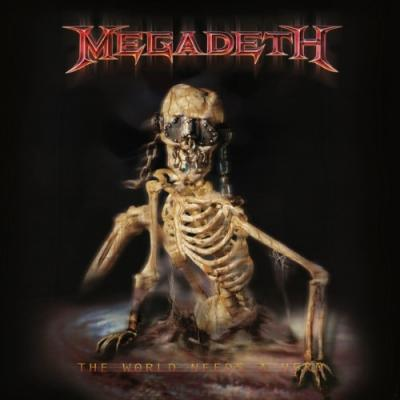 Megadeth - World Needs a Hero (2LP)