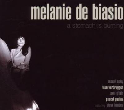 Melanie De Biasio - A Stomach Is Burning (cover)