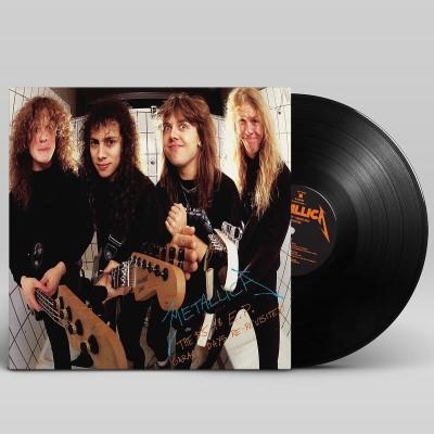 Metallica - $5.98 E.P. (Garage Days Re-Revisited) (LP)