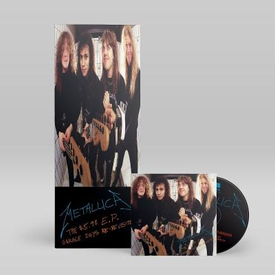 Metallica - $5.98 E.P. (Garage Days Re-Revisited) (Longbox)