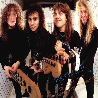 Metallica - $5.98 E.P. (Garage Days Re-Revisited) (Orange Vinyl) (LP)