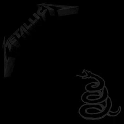 Metallica - Black Album | Bilbo