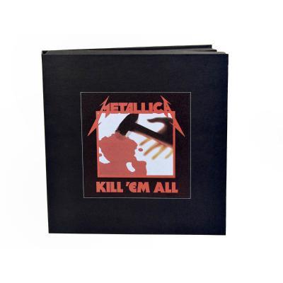 Metallica - Kill 'Em All (5CD+4LP+DVD+BOEK) (Limited)