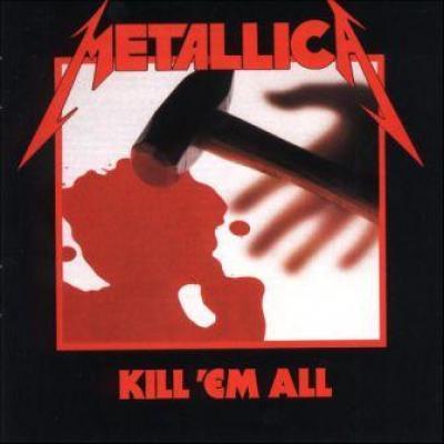 Metallica - Kill 'Em All (cover)