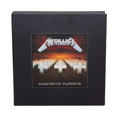 Metallica - Master of Puppets (Limited) (10CD+2DVD+3LP)