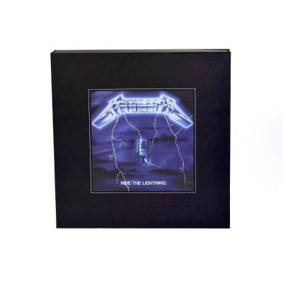 Metallica - Ride The The Lightning (6CD+4LP+DVD+BOEK)