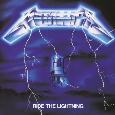 Metallica - Ride the Lightning (LP)
