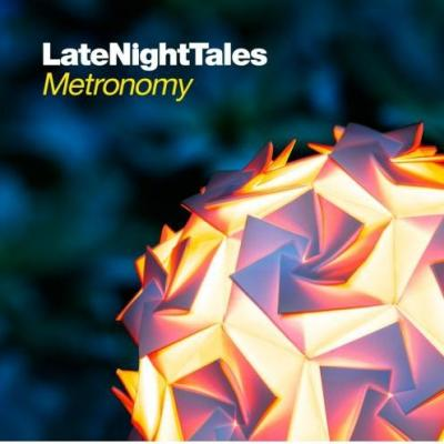 Metronomy - Late Night Tales (cover)
