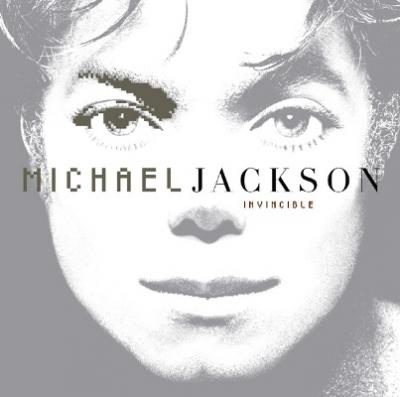 Jackson, Michael - Invincible (cover)