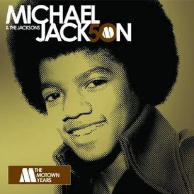 Jackson, Michael - Motown Years: 50 Best Songs (3CD) (cover)