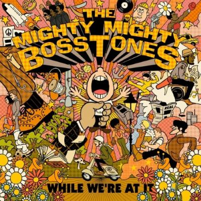 Mighty Mighty Bosstones - While We're At It (Green Vinyl) (2LP)