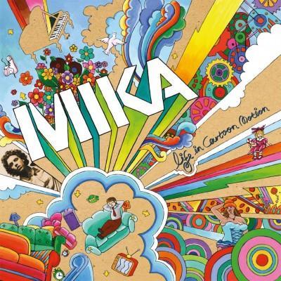 Mika - Life In Cartoon Motion (LP)