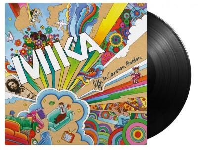 Mika - Life In Cartoon Motion (LP)