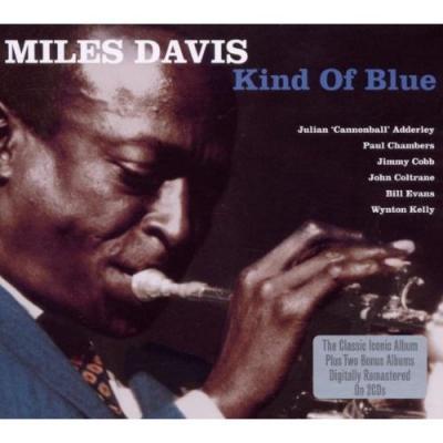 Davis, Miles - Kind Of Blue (2CD) (cover)