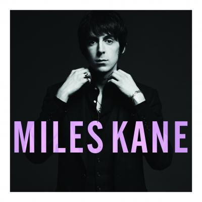 Miles Kane - Colour Of The Trap (LP) (cover)