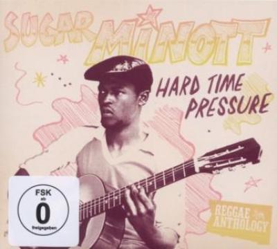 Minott, Sugar - Hard Time Pressure (2CD+DVD) (cover)