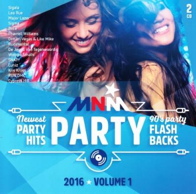 Mnm Party 2016/1 (2CD)