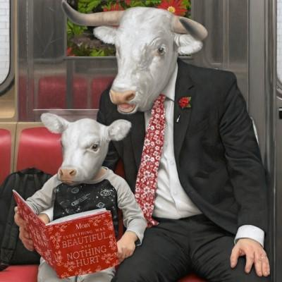 Moby - Everything Was Beautiful, and Nothing Hurt (2LP)