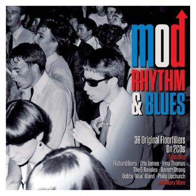 Mod Rhythm & Blues (2CD)