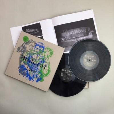 Moderat - Live (Limited Deluxe Boxset) (2LP)