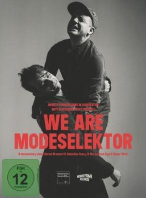Modeselektor - We Are Modeselektor (DVD) (cover)
