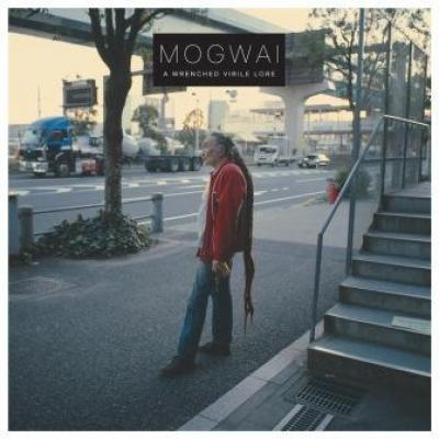 Mogwai - A Wrenched Virile Lore (cover)