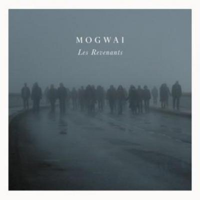 Mogwai - Les Revenants Soundtrack (LP) (cover)