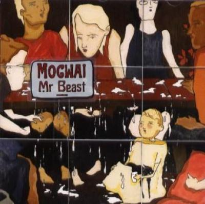 Mogwai - Mr Beast (2LP) (cover)