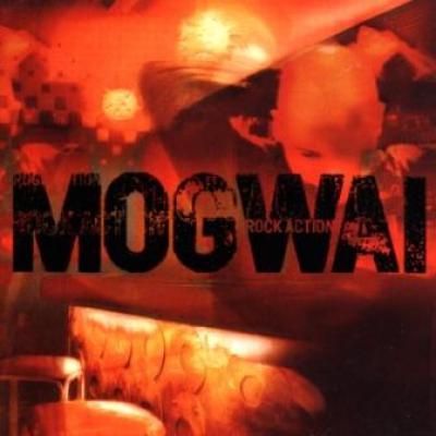 Mogwai - Rock Action (LP) (cover)