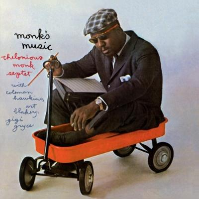 Monk, Thelonious - Monk's Music (Transparent Red Vinyl) (LP)