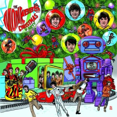 Monkees - Christmas Party