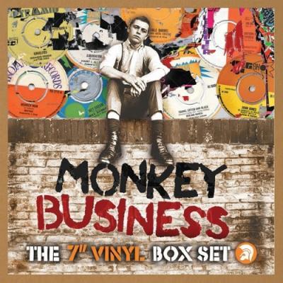 Monkey Business The 7 Vinyl Box Set 10x7 Quot Bilbo