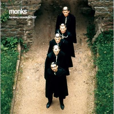 Monks - Hamburg Recordings 1967 (LP)