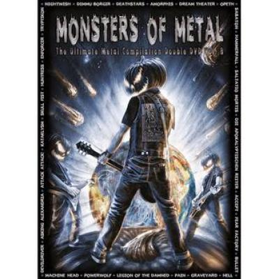 Monsters Of Metal Vol 8 Dvd Bilbo