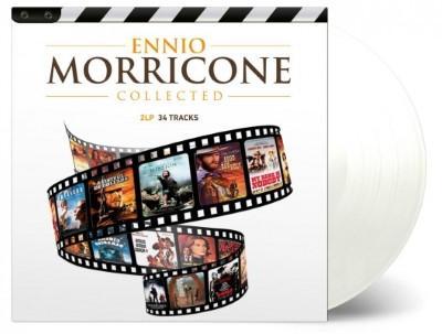 Morricone, Ennio - Collected (Clear Vinyl) (2LP)