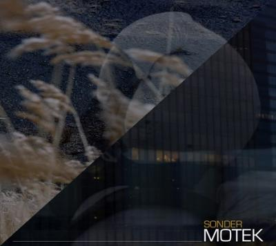 Motek - Sonder (LP) (cover)
